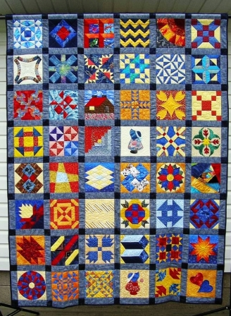 Stars of Glory Quilt Pattern plus bonus by PieceByNumberQ